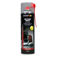 Auto silikons - Motip Silicone Spray, 500ml.