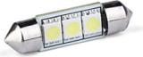 3LED Numura apgaismojuma spuldze C5W, 12V
