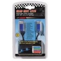 Headrest lights, 12V