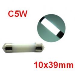 LED Numura apgaismojuma spuldze C5W, 12V