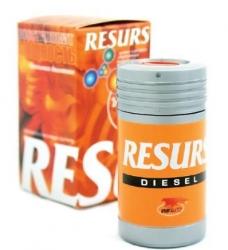 Eļļas piedeva «RESURS-Diesel» dīzeļmotoriem, 50g.