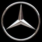 Auto emblēma - Mercedes-Benz