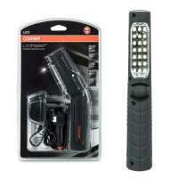 OSRAM Foldable Rechargeable Inspection Lamp 4 HOUR CHARGE