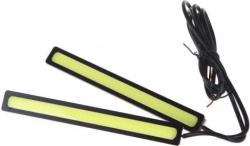 LED DRL dienas gaitas lukturi, (balta