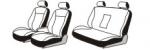 Sēdekļu pārvalku k-ts Mercedes-Benz E-class W124